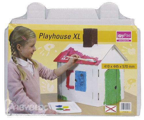 """Картонные домики для детей и их кукол.  Цены низкие, такие же как у производителя (можно сравнить на сайте  """"Май..."""