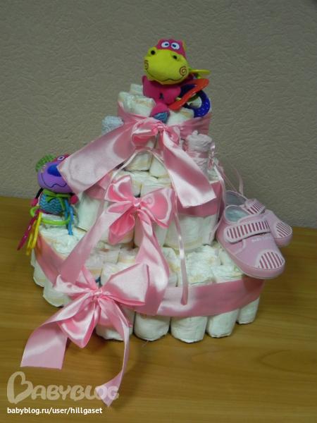 Необычные подарки для беременных 442