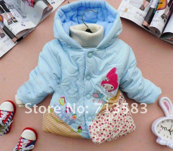 Детские куртки для девочек своими руками