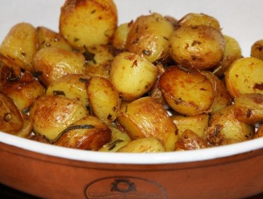 Как можно сделать вкусную картошку 746