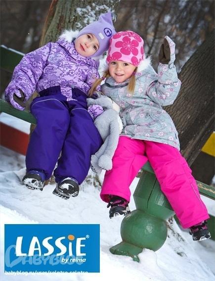 Bing: Lassie Костюм Lassie Костюм демисезонный 80гр (фиолетовый)