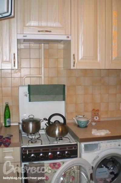 Как собрать кухню зов