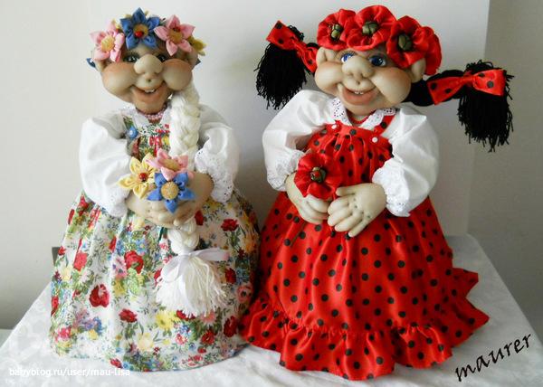 рискну утверждать, как сшить одежду для куклы на чайник двух словах:
