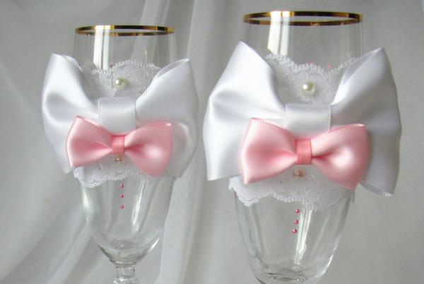 Как сделать своими руками банты на свадебную машину