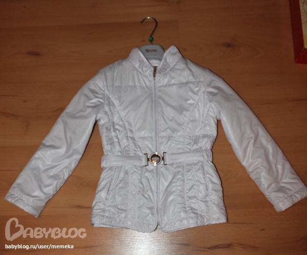 Плащ, куртка BRUMS (Италия) р.122-128