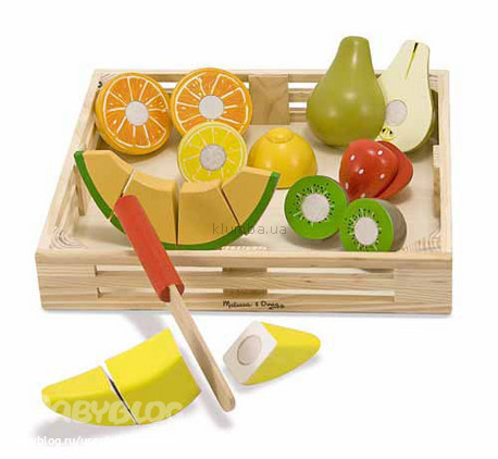 Резать фрукты играть
