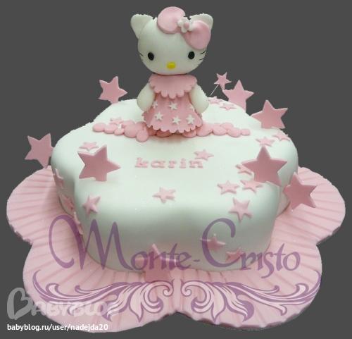 Запросу торт на день рождения девочке