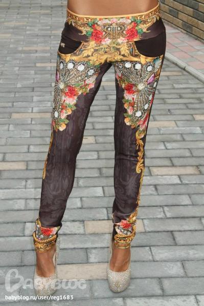 Самые красивые самые модные джинсы