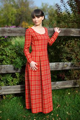 Платья православной девушки