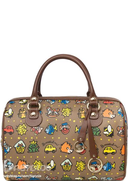bd04d001e8fe вам нравятся по качеству сумки Braccialini? - брачиалини сумки ...