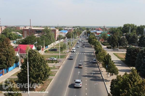 Самая красивая станица краснодарского края