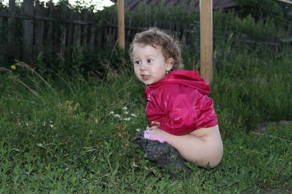 ребенок в 3 года не какает слова: