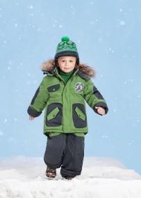 Верхняя Зимняя Детская Одежда Для Мальчиков