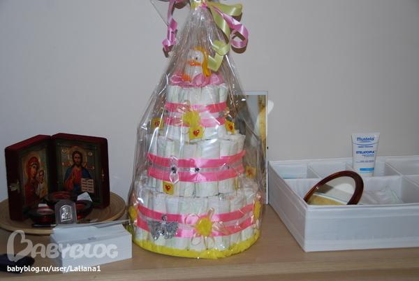 Подарки племяннице на 1 год