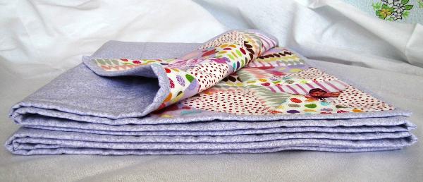 Стеганное одеяло как сшить 11