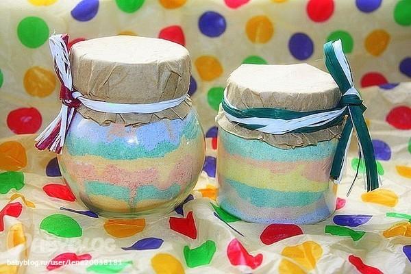 Поделки из бутылочек из детского питания 54
