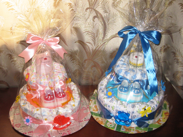 Подарки на рождение двойни 52