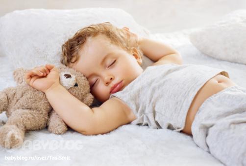 Здоровый сон здоровый ребенок