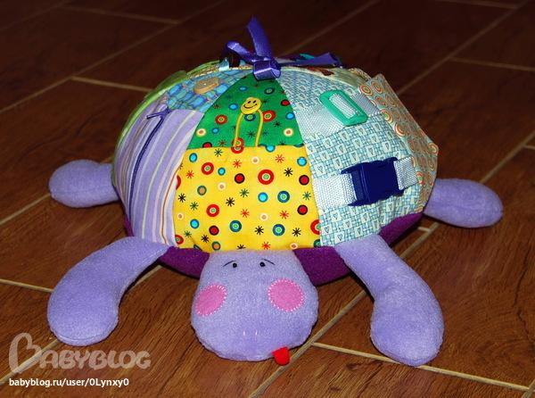 Игрушка черепахи своими руками 506