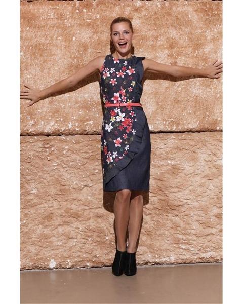 Юна Женская Одежда Новая Коллекция