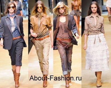 Модные Джинсы Весна 2015