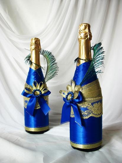 Шампанское своими руками украсить - кулинарные шедевры