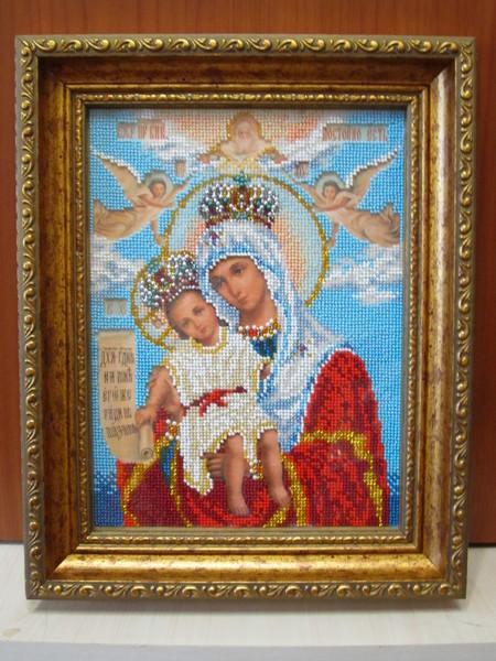 Икона Богородица Милующая - 2.