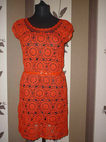 Вязаное Платье Доставка