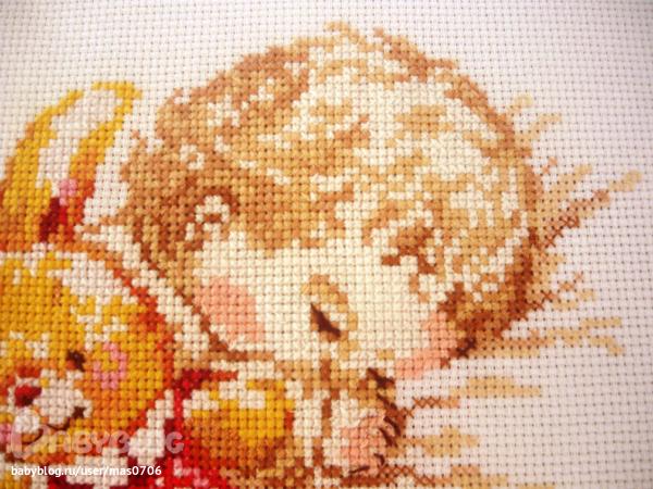 Схемы вышивки крестом доченька 83