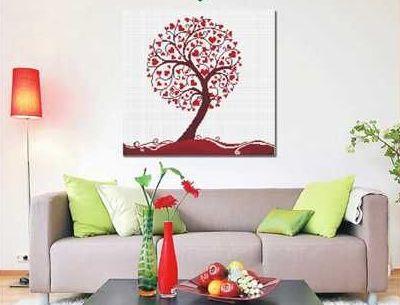 схемка ниже: Дерево любви