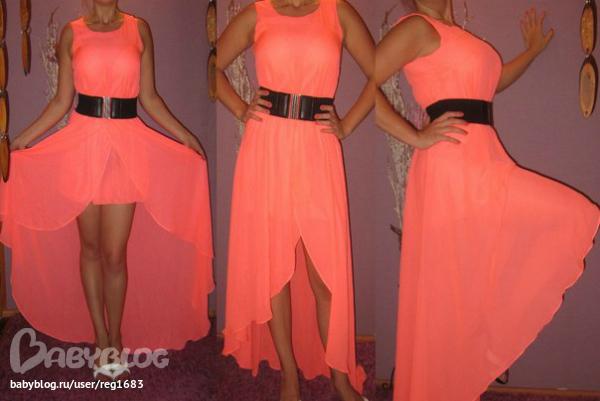Какое платье сшить красное платье 5