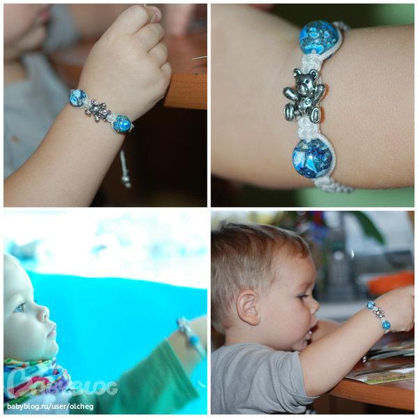 Как сделать браслет для мальчика? Мастер-классы по рукоделию