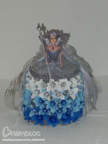 Букет для снежной королевы