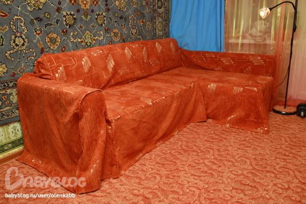 Выкройка чехол на диван монстад 96