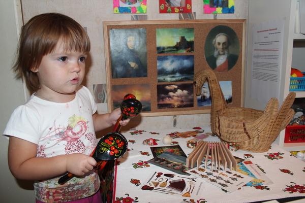 знакомство с русскими музыкальными инструментами