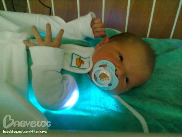 Как лечат от желтушки новорожденных в больнице