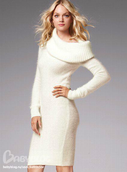Предновогодняя коллекция Victoria's Secret + Теплые платья и свитера!