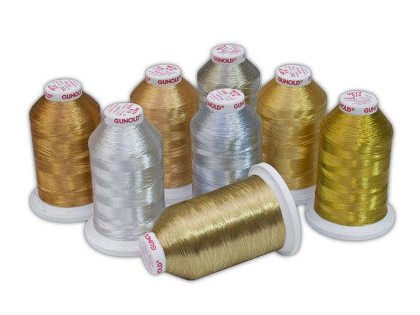 В альтернативу немецких металлизированных вышивальных ниток мы предлагаем вариат более дешевый по стоимости...