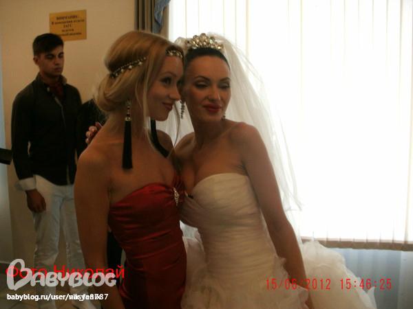 Что было на свадьбе феофилактовой фото
