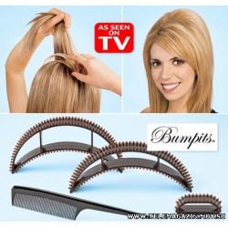Заколка для объёма волос бампит