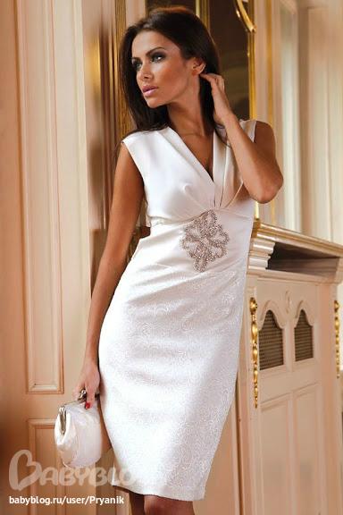 Платья белые фото корпоратив