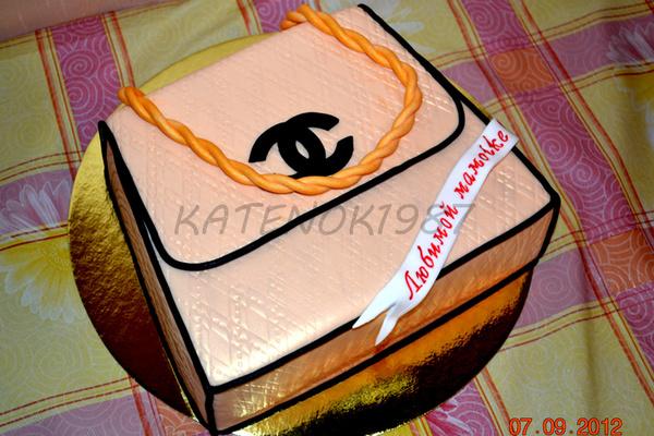 торт клатч фото
