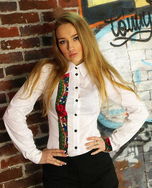 Необычные Блузки В Москве