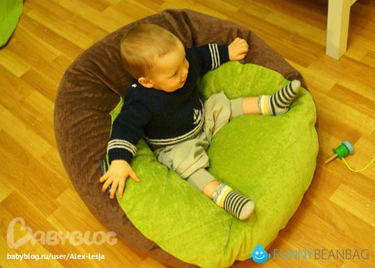 Как сшить мягкое кресло