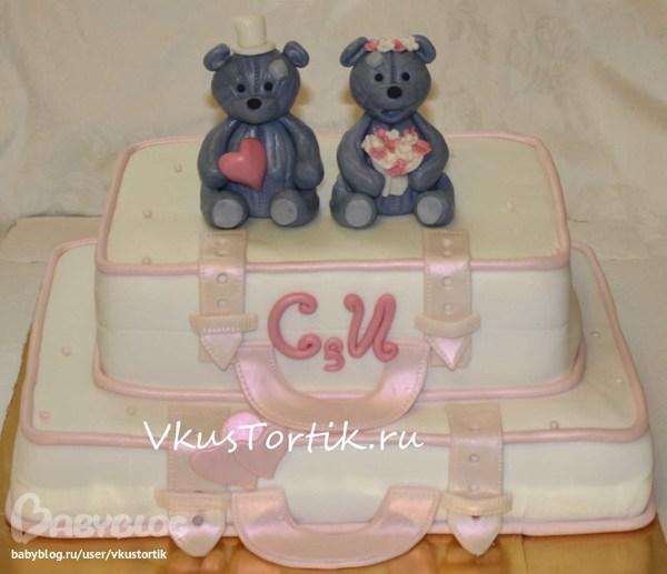 Торт на свадьбу заказ киров