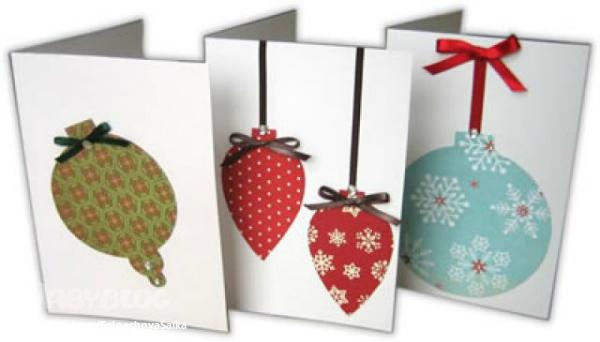 Как сделать открытку на новый год в домашних условиях