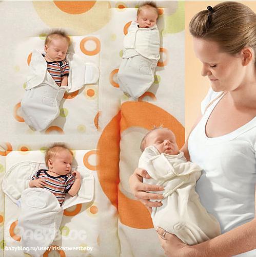 Сшить детских пеленок для новорожденных 174