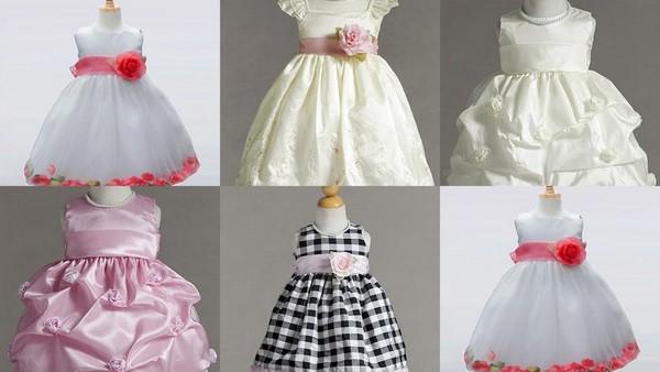 Платья для детей до 2 лет
