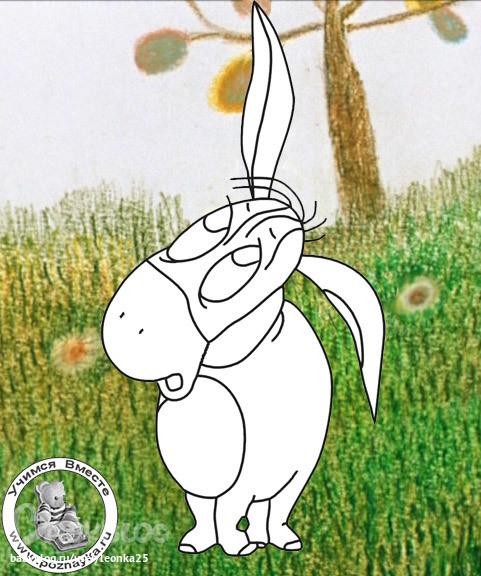 картинки из мультиков ослик иа
