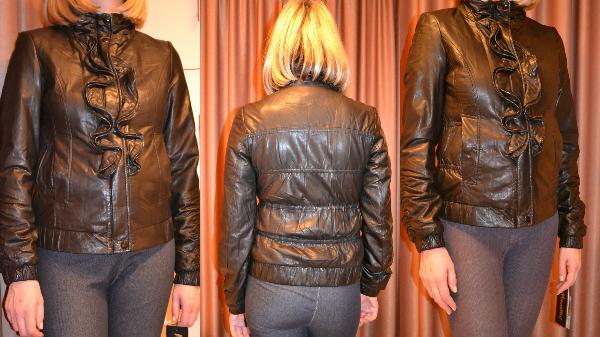 Турецкие Кожаные Куртки